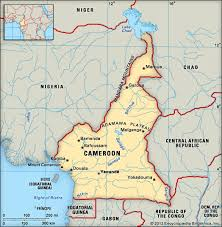 map of cameroon this is a map of cameroon thinglink
