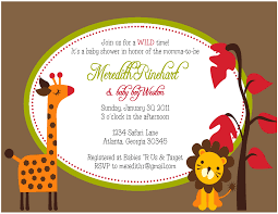template free printable baby shower invitations templates