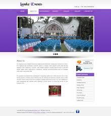 2 free event management website templates download dimira