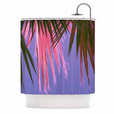 Shower Curtains Purple Curtains Purple And Green Shower Curtain Curtains Kess Inhouse
