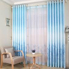Bright Blue Curtains Bright Blue Curtains