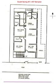 interior layout for south facing plot inspiring south facing house plans according to vastu shastra