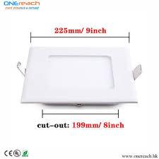 square recessed lighting fixtures china 18 watt led panel light warm white square recessed lighting