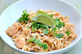Seeking Pad Thai The Best Easy Pad Thai Recipe Peanut Butter Runner