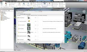 factory layout design autocad cad software analysis for building automation systems factory