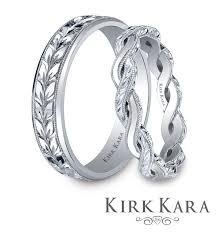 kirk kara wedding band the diamond loupe our engagement ring designer kirk kara was