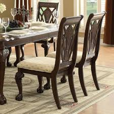homelegance norwich 7 piece dining room set in warm cherry homelegance norwich 7 piece dining room set in warm cherry
