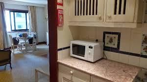 cuisine et cuisine et séjour picture of residencia apartamentos