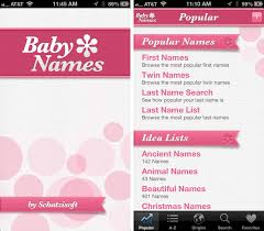 baby names for iphone and ipad review imore