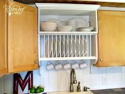 kitchen dish cabinet cabinet plate rack shelf ready made kitchen dish stand online