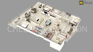 create your own floor plan beautiful 3d floor plans for house u2013 3d