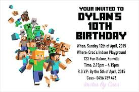 free printable birthday invitations minecraft minecraft birthday invitations 4752 in addition to invitation free