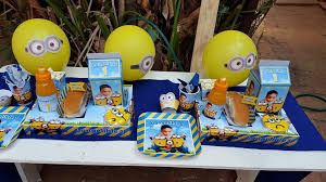 minions party supplies minions party supplies