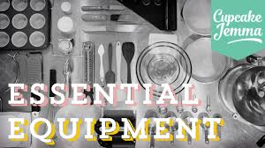 essential kitchen equipment guide for home baking cupcake jemma