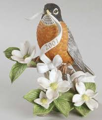 lenox annual garden birds at replacements ltd