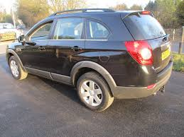 used 2012 chevrolet captiva lt vcdi 7 seater for sale in bristol