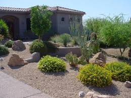 Landscaping Plans For Backyard by Pictures Of Desert Landscaping Yard Desert Landscaping Ideas