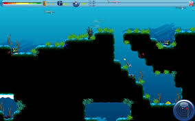 Hungry Shark Map Scubadiver Android Apps On Google Play