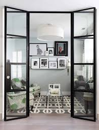 Dividing Doors Living Room by London Mews House By Turner Pocock Family Area Ideas Pinterest