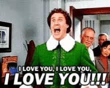 Elf Movie Meme - buddy the elf gifs tenor