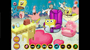 Spongebob Room Decor Spongebob Game U2014 Baby Spongebob Room Decor U2014 Video For Kid Baby