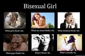 Bisexual Memes - bisexual girl quickmeme