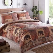 themed duvet cover krugar terrcotta quilt cover sets affordable prices