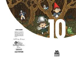 exclusive boom studios takes us back u0027over the garden wall u0027