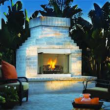 Outdoor Lp Fireplace - superior vre3042 outdoor fireplace white herringbone lp