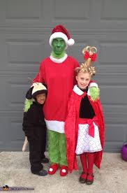 grinch that stole costume