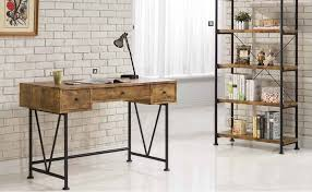 Industrial Writing Desk by Industrial Writing Desk Home Ideas