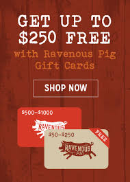 home the ravenous pig