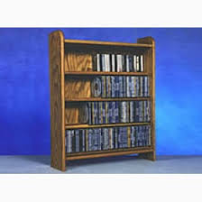 Cd Cabinet The Wood Shed U0027s Cdracks Com Cd Dvd U0026 Vhs Storage Solutions