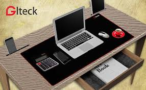 giant mouse pad for desk amazon com glteck xxl large mouse pad extended mousepad 36 x16 5