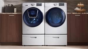 Samsung Blue Washer And Dryer Pedestal Samsung Dryers Gas U0026 Electric Dryers Samsung Us
