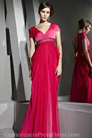 chiffon red evening maternity cheap prom dress for sale online