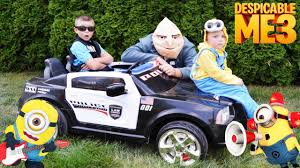 universal despicable me 3 gru loses his minion swat team ryan