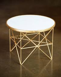 Small Side Table by Monterey Small Side Table By Badgley Mischka