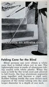 Mobility Canes For The Blind Folding Mobility Cane For Blind Man Buy Blind Cane Aluminum