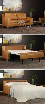 sleeper sofa leather best 25 comfortable sleeper sofa ideas on small