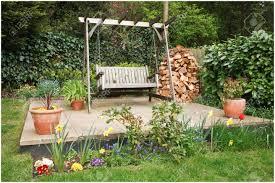 Swing Bench Plans Backyards Beautiful Backyard Bench Garden Bench Ideas Pinterest