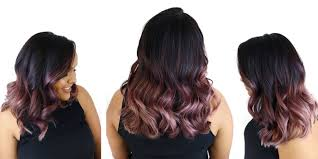 fall hair color trends matrix