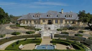 french country mansion remarkable french country style mansion in santa rosa california