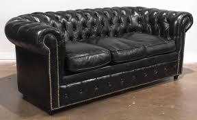 Chesterfield Black Sofa 30 Photos Chesterfield Black Sofas