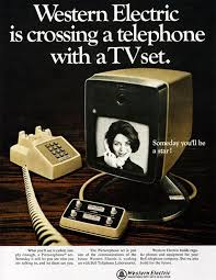 Home Decor Ads Gorgeous Mid Century Telephone Ads 31 Days Of Vintage Home Decor