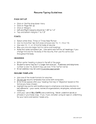 Create Resume For Job by Resume For Job Fair Resume For Your Job Application