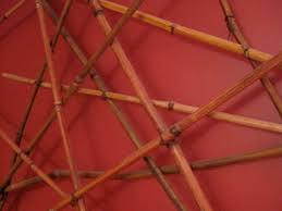 diy bamboo wall art artlovefashion