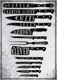 100 types of kitchen knives and their uses japanese cutlery