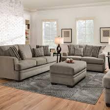 Sofa Beds Portland Oregon Cornell Pewter Sofa Set The Furniture Shack Discount Furniture