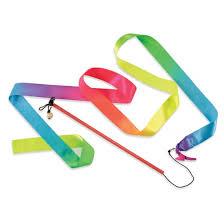 ribbon streamers rainbow streamer for small